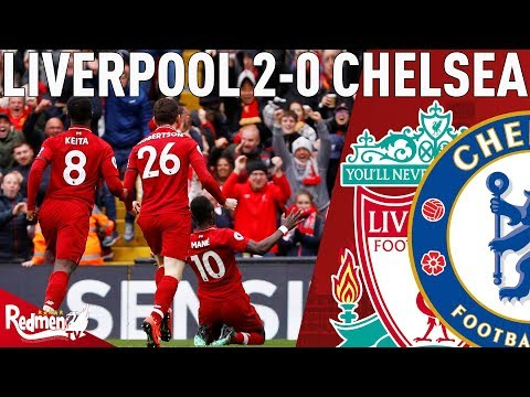 My Favourite Match Reaction EVER! | Liverpool V Chelsea 2-0 | Chris' Match Reaction