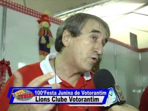 100ª Festa Junina de Votorantim - Lions Clube