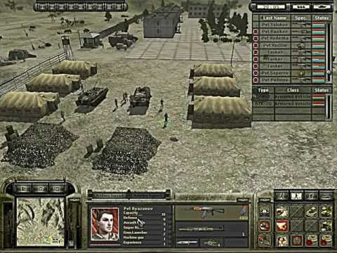 9th Company Roots Of Terror some game play
