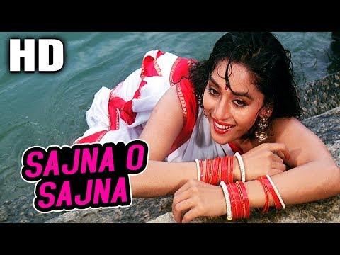 Sajna O Sajna | Sadhana Sargam | Phool 1993 Songs | Madhuri Dixit, Kumar Gaurav