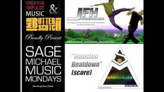 Sage Michael Music videoklipp Mansion Beatdown (JFH: Justice For Hire videoklipp Comic Book Season 1 Soundtrack)