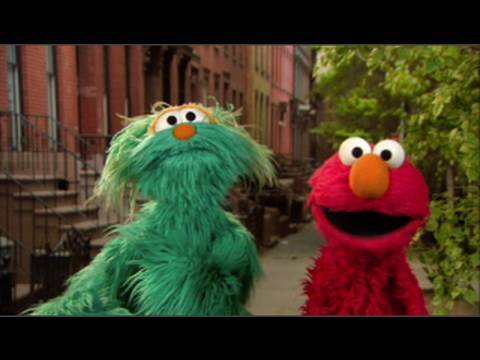 Elmo y Rosita: La Manera Correcta de Estornudar