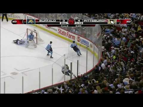Sidney Crosby hat trick 2/1/10