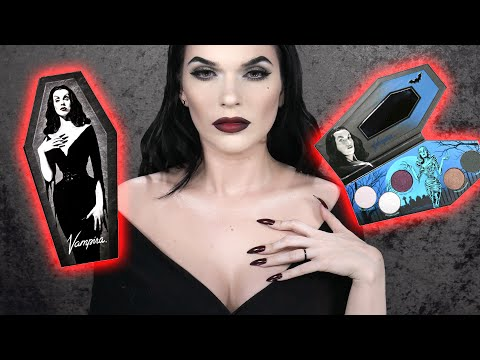 VAMPIRA Makeup Tutorial