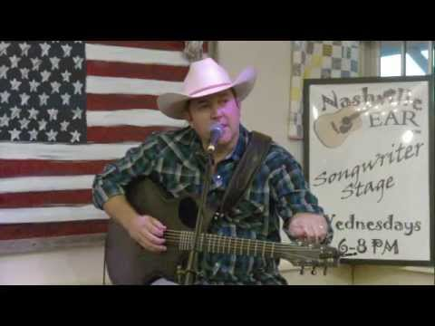 Matt Snook playing the Fontanel