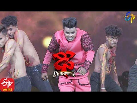 PrabhuDeva Performance | Dhee Champions | 11th November 2020 | ETV Telugu