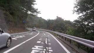 日光いろは坂 ロータスヨーロッパ  with シルバーウイングGT400