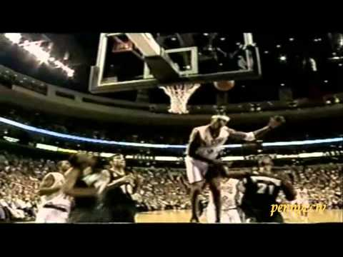iverson - I am using one of my favorite song from the japan animation Slamdunk - 【世界が終るまでは‧直到世界的盡頭】 All the clips are from the 76ers era when AI was at his best.