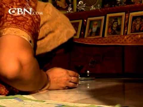 Hindu Woman asks Jesus to Make Himself Real