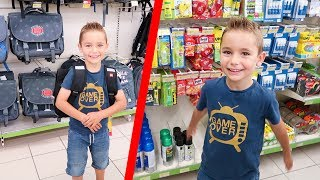 Video VLOG - Chasse aux Fournitures Scolaires 2017 pour Swan ! MP3, 3GP, MP4, WEBM, AVI, FLV September 2017