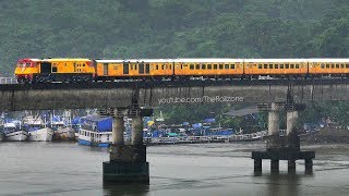 Nonton India S Fastest Capable Train   Tejas Express   Indian Railways Film Subtitle Indonesia Streaming Movie Download