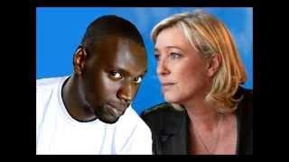 Video Marine Le Pen Clash Omar Sy à vomir le dessin raciste sur Omar qui circule chez Marine Le Pen. MP3, 3GP, MP4, WEBM, AVI, FLV November 2017