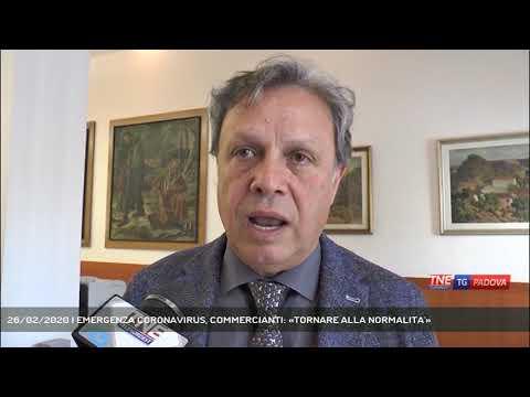 26/02/2020 | EMERGENZA CORONAVIRUS, COMMERCIANTI: «TORNARE ALLA NORMALITA'»