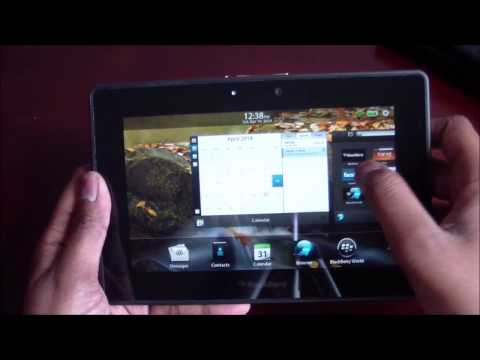 Blast from the Past  The BlackBerry PlayBook