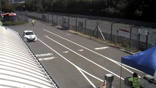Nurburgring Gate Webcam Timelapse July 19, 2014