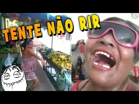 Piadas engraçadas - DESAFIO TENTE NÃO RIR - Videos engraçados 2018