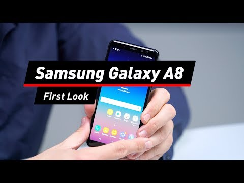 Samsung Galaxy A8 (2018) im Test: Jetzt noch besser?