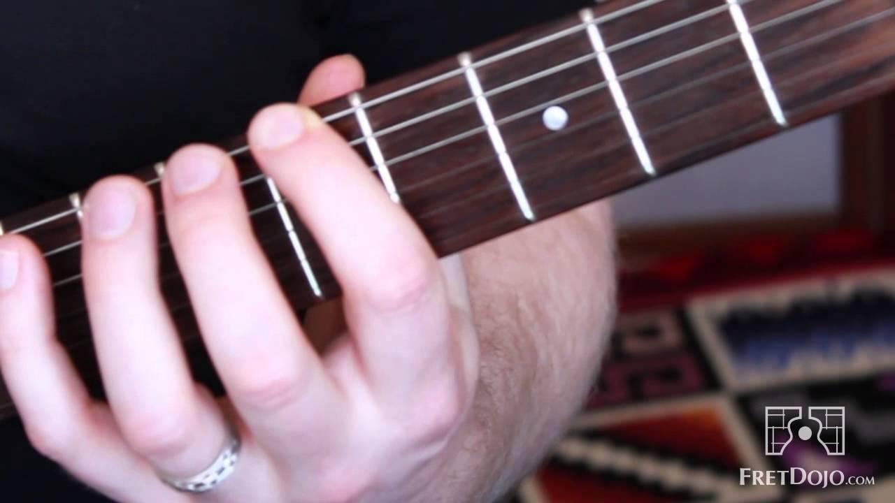Jazz Guitar Improvisation for Beginners