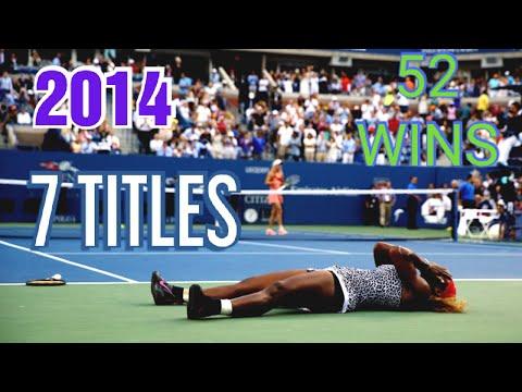 Serena Williams 2014 Season Highlights | SERENA WILLIAMS FANS