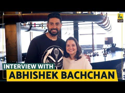 Interview with Abhishek Bachchan   Anupama Chopra   Manmarziyaan  Film Companion