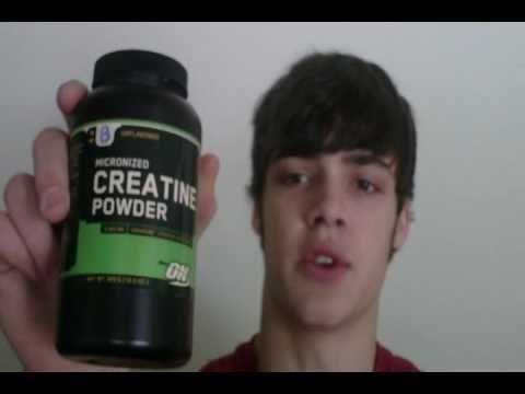 comment prendre creatine hcl