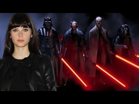 Felicity Jones In STAR WARS Spinoff – AMC Movie News