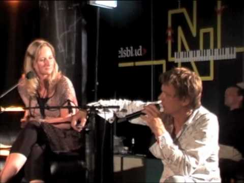 play video:Jungle Boldie interview in NRC Jazzcafe at NSJF 2010 (part 2)