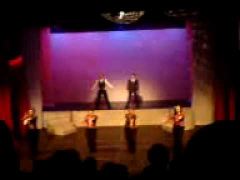 MoviesView - From The Balor Arts Centre Night at the Movies: 17th August 2009 Richard Durning and Dallan Shovlin perform A View to a Kill from the James Bond segment. Sor...