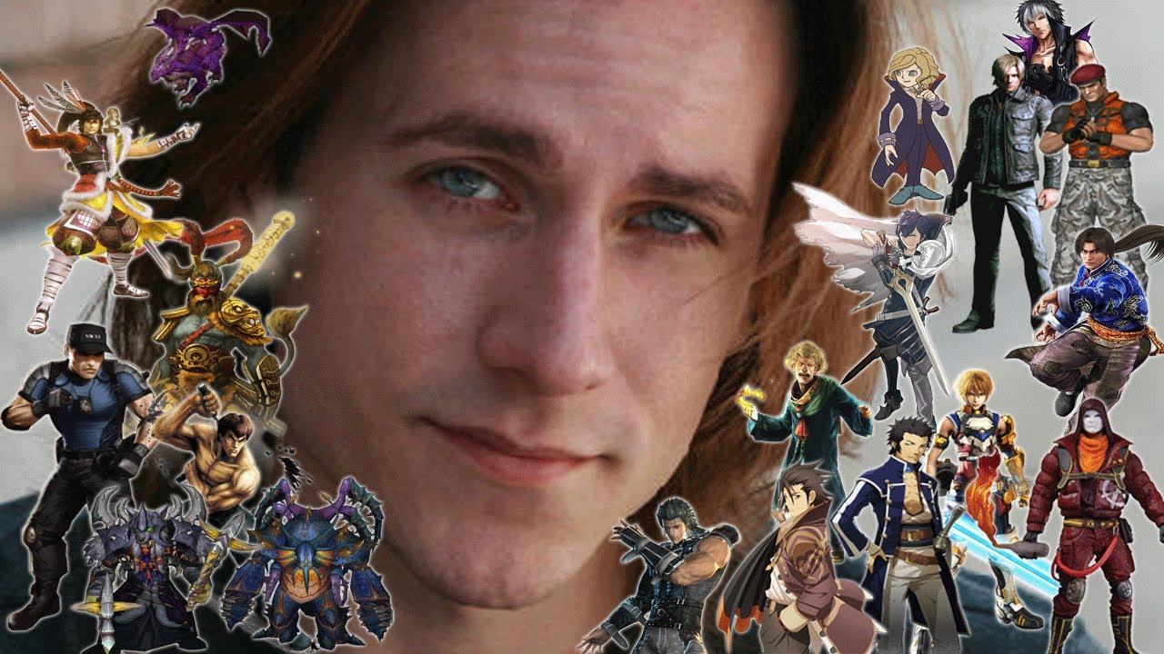 """The Many Voices of """"Matthew Mercer"""" In Video Games"""