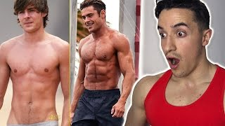 Video LES TRANSFORMATIONS LES PLUS EXTREMES D'ACTEURS !! MP3, 3GP, MP4, WEBM, AVI, FLV November 2017