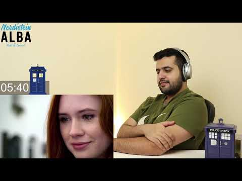 Doctor Who 5x01 Reaction | The Eleventh Hour
