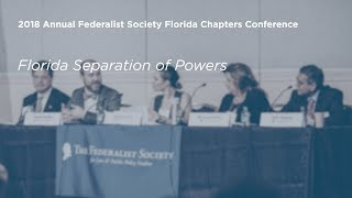 Click to play: Florida Separation of Powers