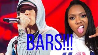 Eminem- Kim Reaction
