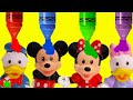 Mickey Mouse Clubhouse Friends Learn Colors and Opposites