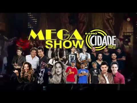 MEGA SHOW RADIO CIDADE LINS