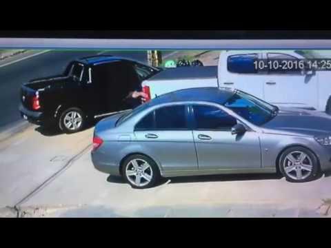 Vídeo: polícia prende pai e filho suspeitos de furtos de pneus no Piauí