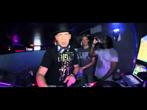 DJ DJEL & K-MELEON au DEJAVU BIARRITZ BLOCK PARTY SOUND SYSTEM