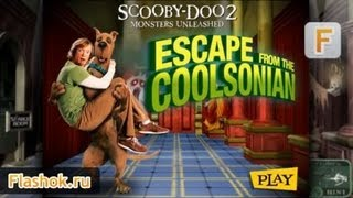 Видеообзор Scooby-Doo 2 Monsters Unleashed: Escape From The Coolsonian