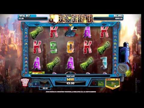 Judge Dredd Slot Nextgen Gaming