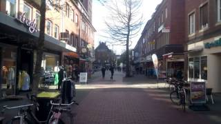 Coesfeld Germany  city images : Coesfeld (Germany)---- Pedestrian area---- 17 April 2015