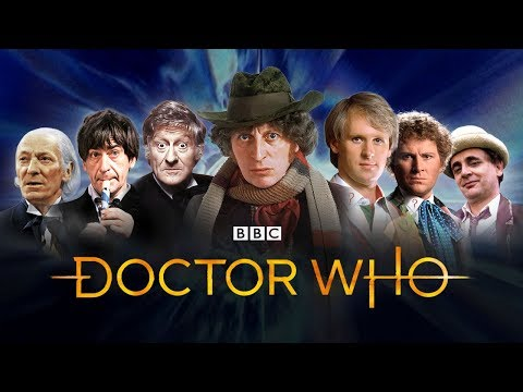 FULL Classic Doctor Who Episodes on Twitch!  Doctor Who