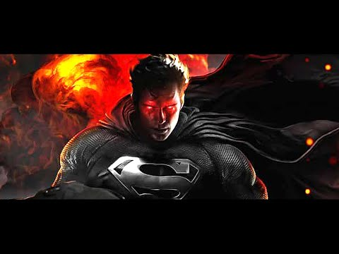 Superman Man of Steel 2 Movie and Justice League Snyder Cut Trailer Easter Eggs