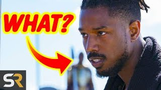 Video Black Panther Plot Holes That Slipped By Fans MP3, 3GP, MP4, WEBM, AVI, FLV November 2018