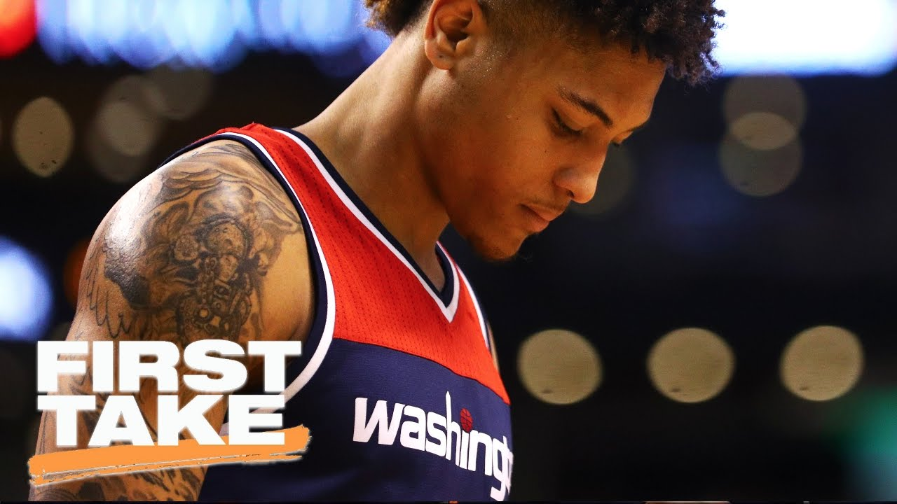 Should Kelly Oubre Jr. Be Suspended? | First Take | May 5, 2017
