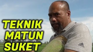 Video Pak Ndul - TEKNIK MATUN SUKET MP3, 3GP, MP4, WEBM, AVI, FLV Mei 2019