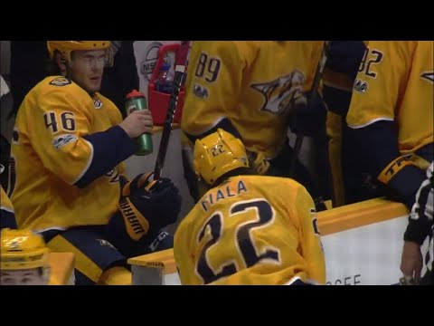Video: Tim and Sid: Predators' Fiala was a little reckless and pretty bad against the Flames