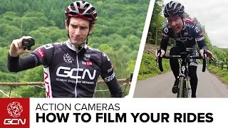 Video How To Film Your Bike Rides Using An Action Camera – GCN's Pro Tips MP3, 3GP, MP4, WEBM, AVI, FLV September 2018