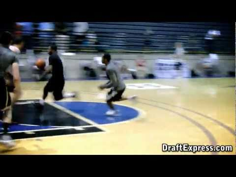 DraftExpress - Josh Selby Pre-Draft Workout & Interview
