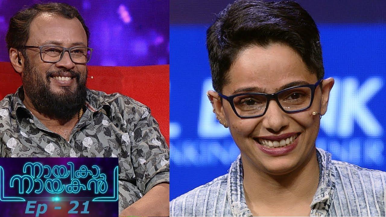 Nayika Nayakan July 11,2016 Epi 21 Reality Show