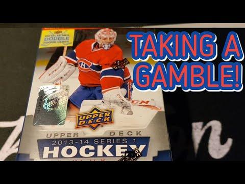 MACKINNON YG HUNT | 13/14 Upper Deck Series 1 Hockey Blaster Box Break